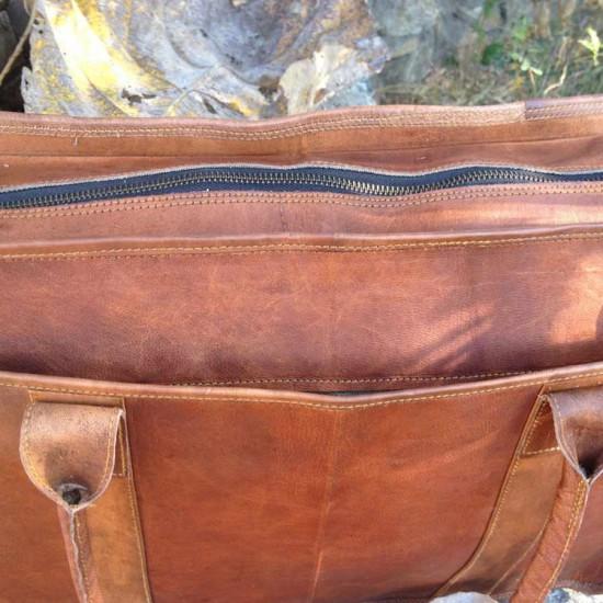 Goat Leather Handbag